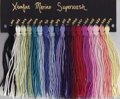 Diana Collection XtraFine Merino Superwash